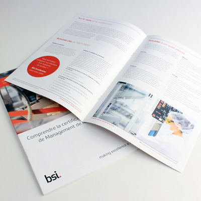 Brochure, magazine, livret 2 COPY-TOP